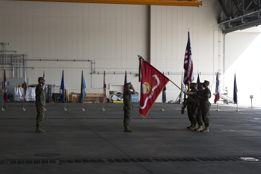 Second F-35B Squadron Officially Established in Indo-Pacific Region with the Redesignation Of VMFA-242