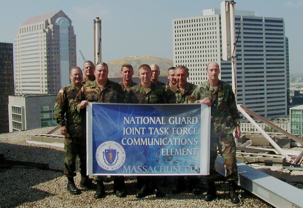 15 Years Later: Massachusetts National Guard remembers activation for Hurricane Katrina response