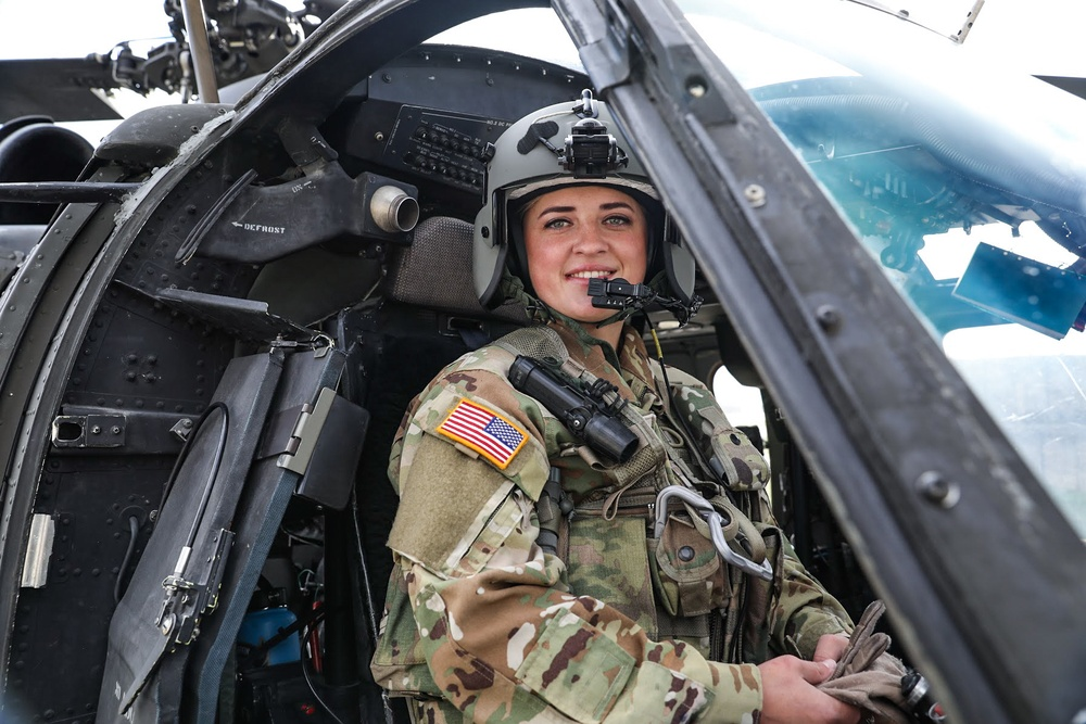 Delaware Army Guard UH-60 pilot embraces career during Kosovo deployment