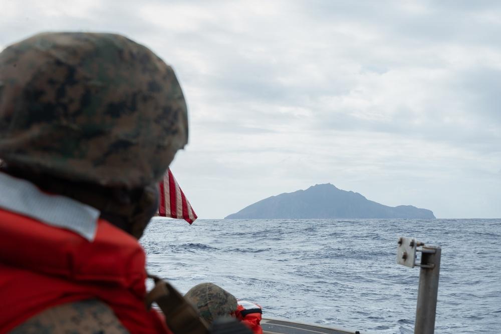 U.S. Marines and Japan Defense Forces Execute Keen Sword 21