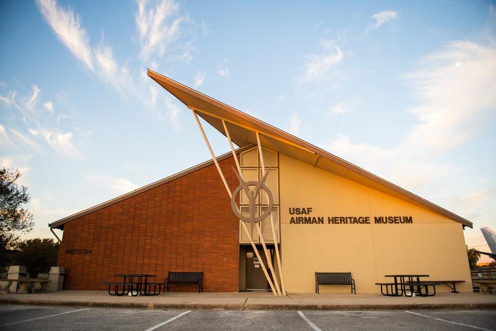 Awoken Memoirs; stories of the Airman Heritage Museum