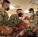 USS Arlington Hosts Mass Casualty Drill with Walter Reed