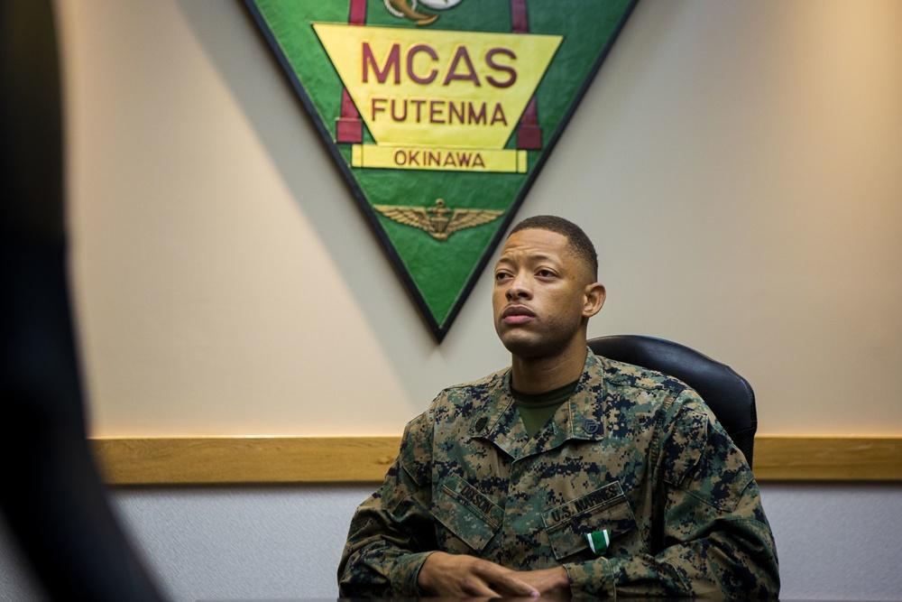 US Marine Saves Okinawa Resident from Drowning