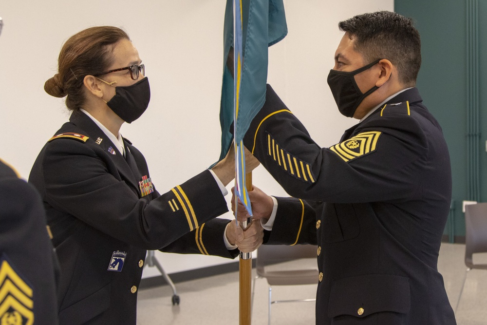 318th TPASE receives new leadership