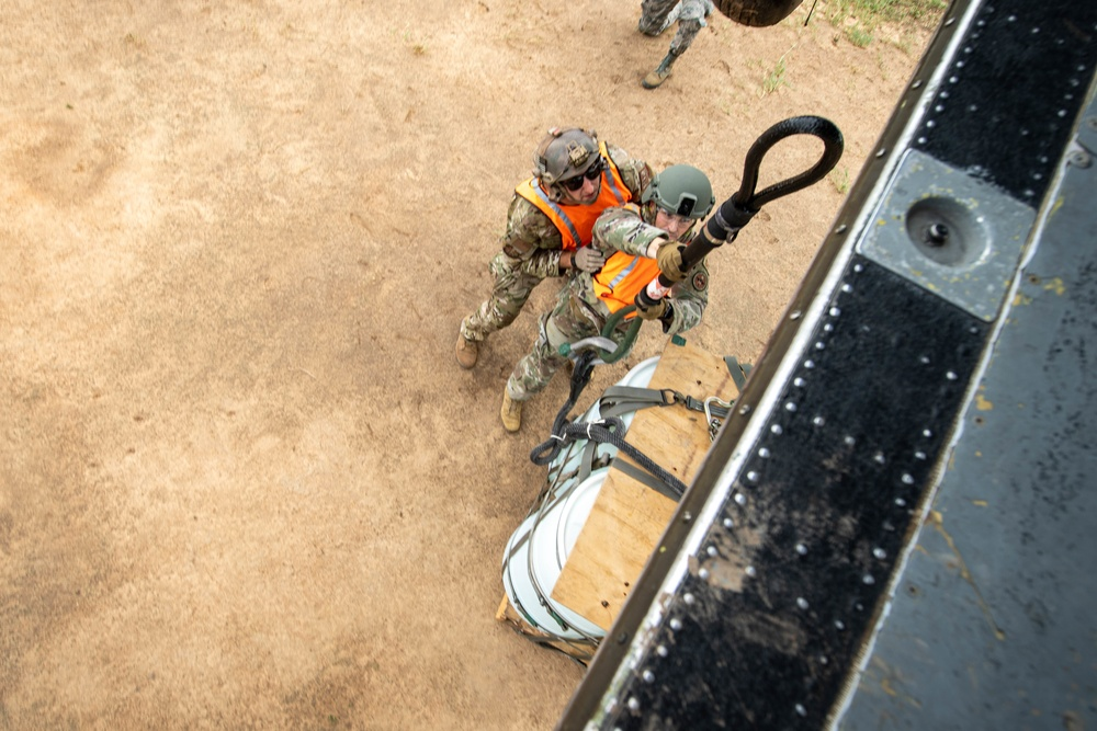 Joint Sling Load Training