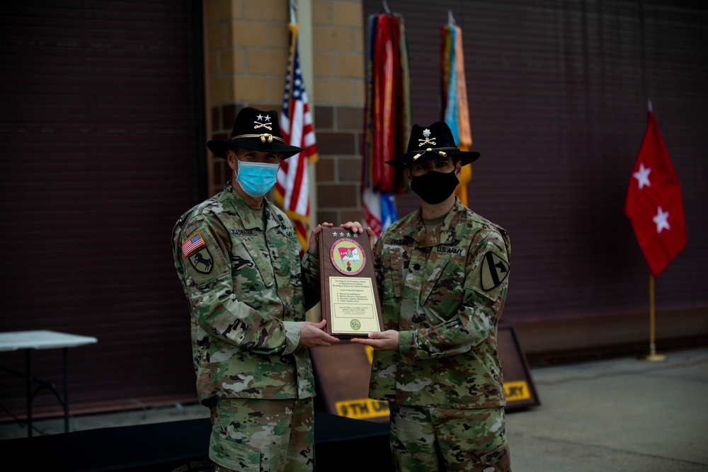 """""""Saber"""" Battalion Becomes First Armored Unit to Receive AAME"""