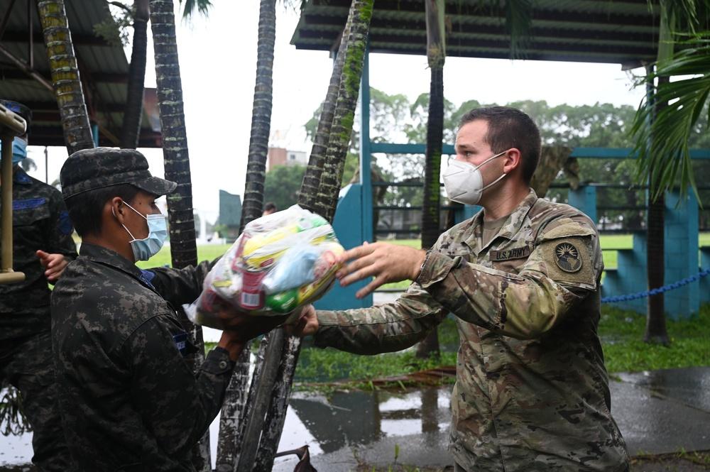 Hurricane Iota Response
