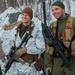 Chief of the Norwegian Army, Brigade North Commander visit MRF-E