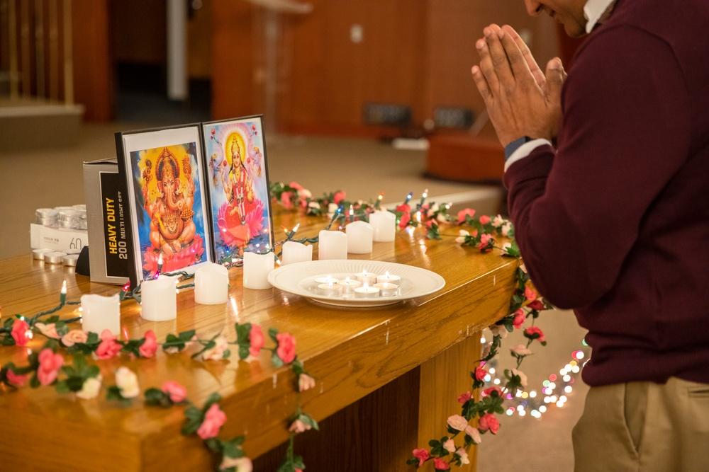 Camp Humphreys Celebrates Diwali