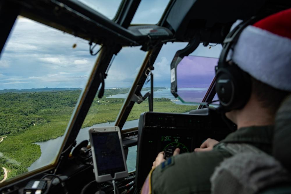 Operation Christmas Drop 2020 Air Drops Day 2
