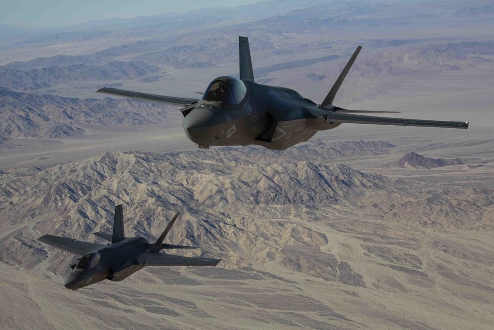 F-35C Lightning II Makes History