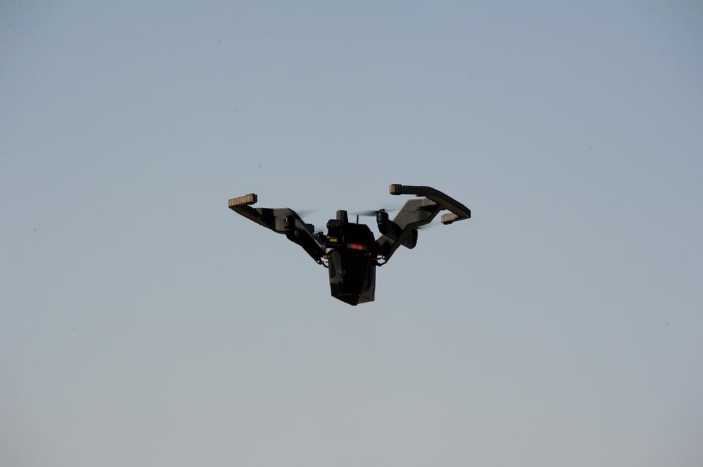 Pegasus flies—and drives-- at U.S. Army Yuma Proving Ground