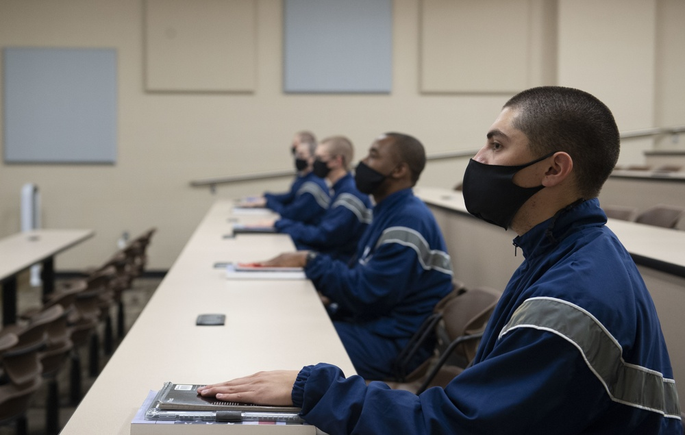 United States Space Force Classroom Training