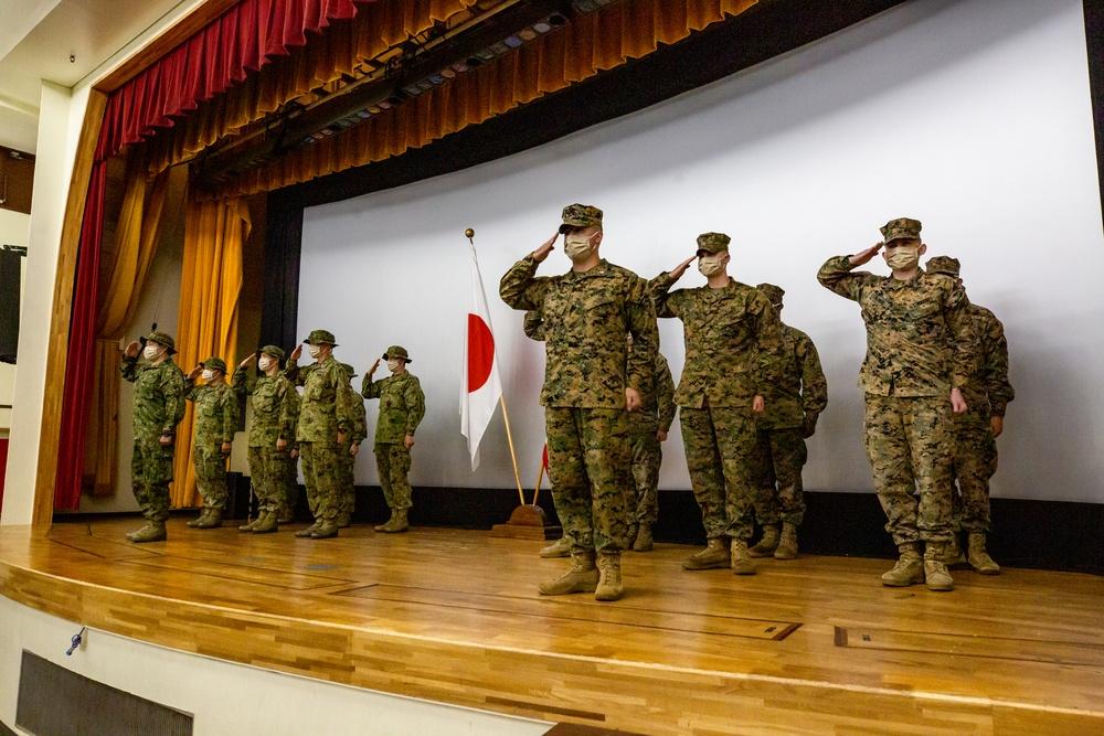 Yama Sakura 79 Opening Ceremony