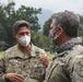JTF-B Commander visits San Pedro Sula