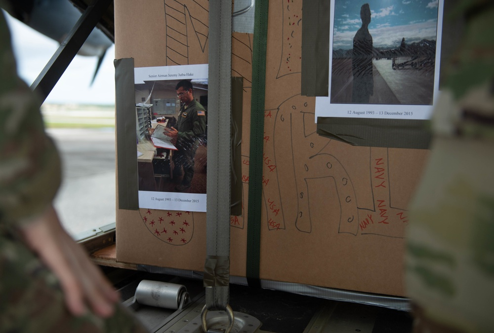 Jutba; a Spirit Remembered During Operation Christmas Drop