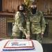 Alabama National Guard Adjutant General Maj. Gen. Sheryl E. Gordon Celebrates the National Guard's 384th Birthday with the 117 ARW