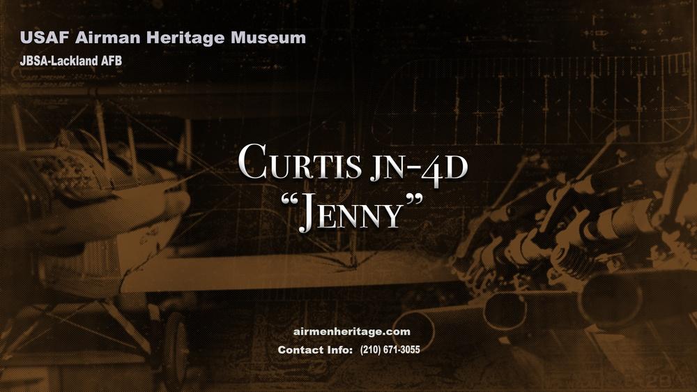 AWOKEN MEMOIRS; stories of the Airman Heritage Museum – Jenny