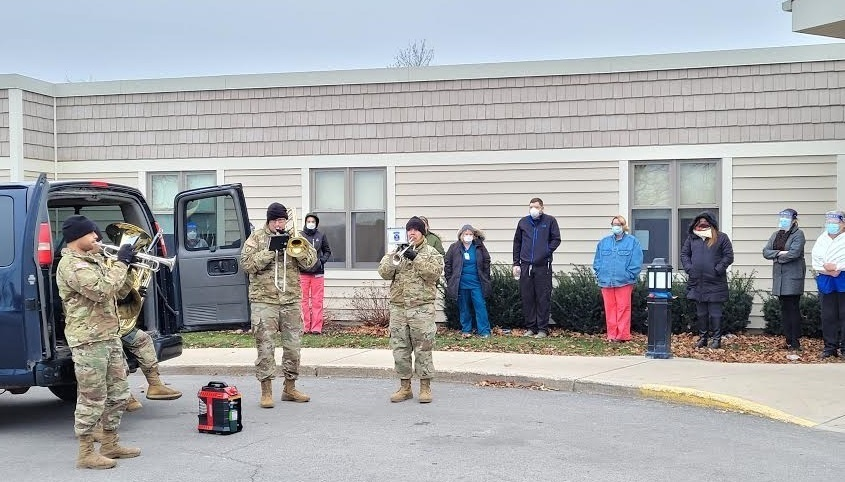 Fort Drum delivers holiday support to local organizations