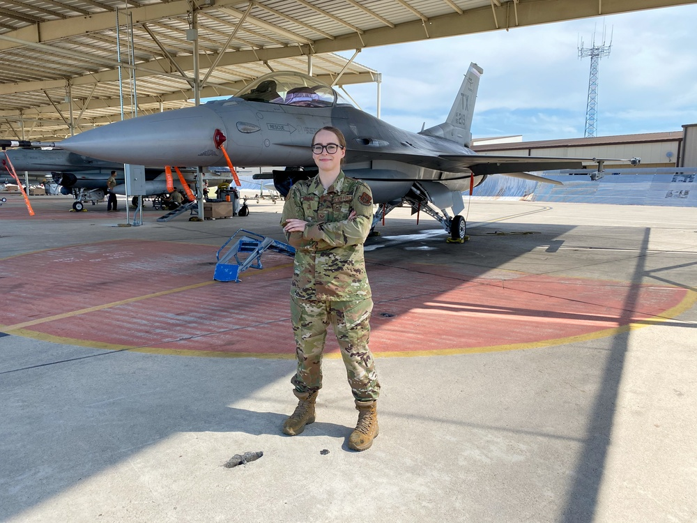 Warrior awarded AFRC Technician of the Year