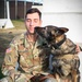 U.S. Army Soldier builds unbreakable bond with military working dog