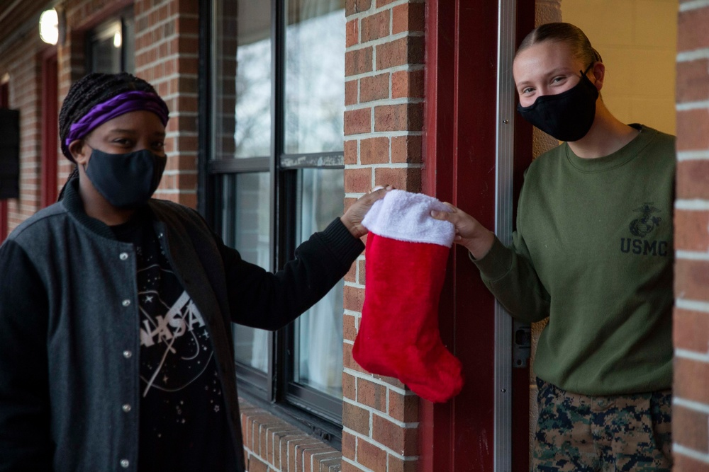 Passing of the Stockings