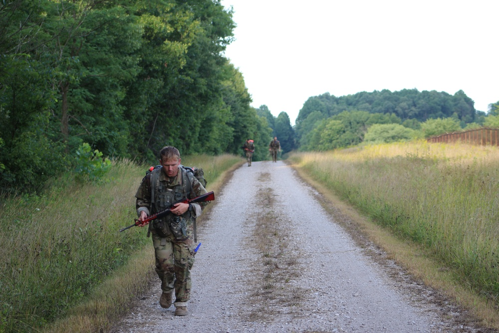 Earning the Green Beret: Becoming a National Guard Special Forces team member