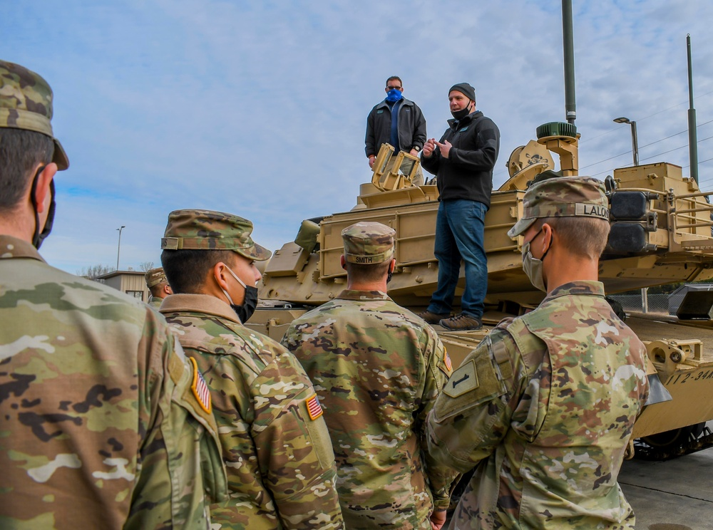 Devil Brigade Combat Team Soldiers Field the Latest Electronic Protection Technology