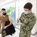 Strategic Deterrent Forces Receive COVID-19 Vaccine