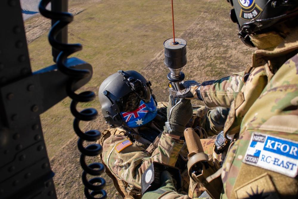 Australia native joins Washington National Guard, becomes dedicated flight paramedic
