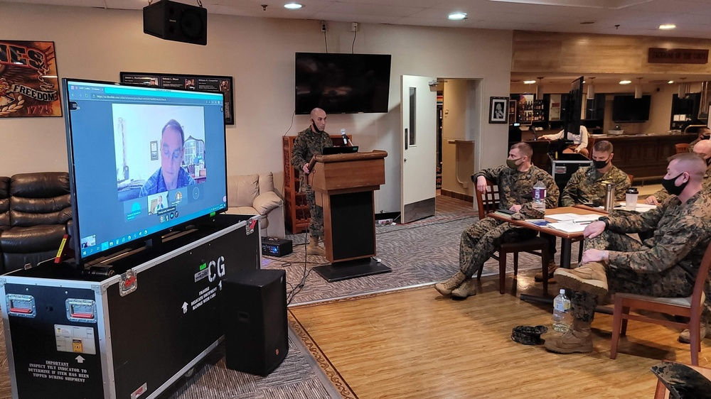 CFE-DM launches new 'eye-opening' HART-Conflict course