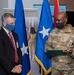 Nevada TAG Maj. Gen. Ondra Berry Presents Certificate of Appreciation to Guardsman's Civilian Employer