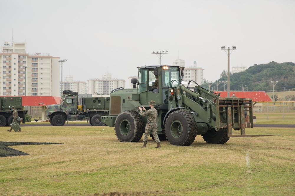 CLR-37 Regimental Field Exercise