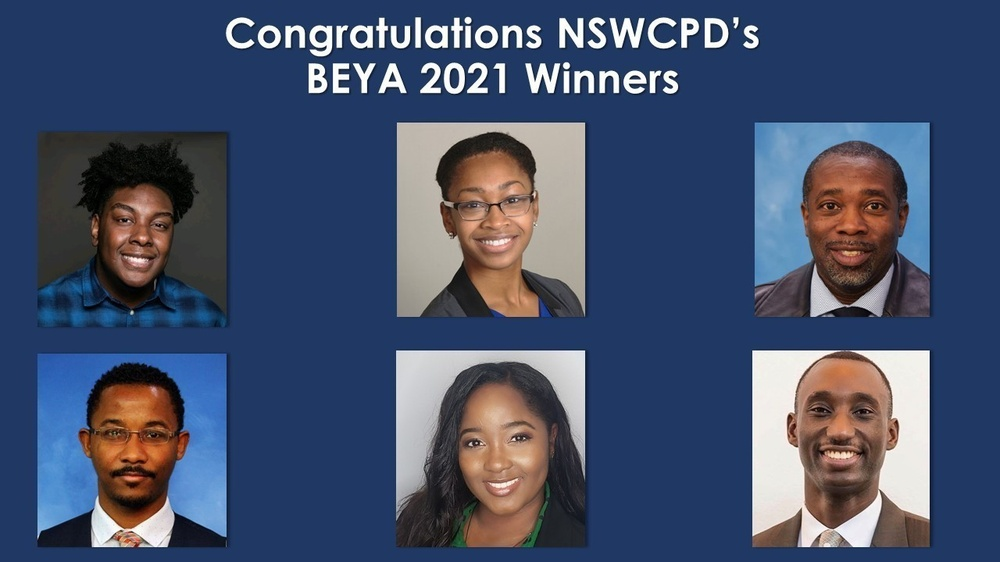 NSWCPD Engineers Honored with 2021 Black Engineer of the Year Awards