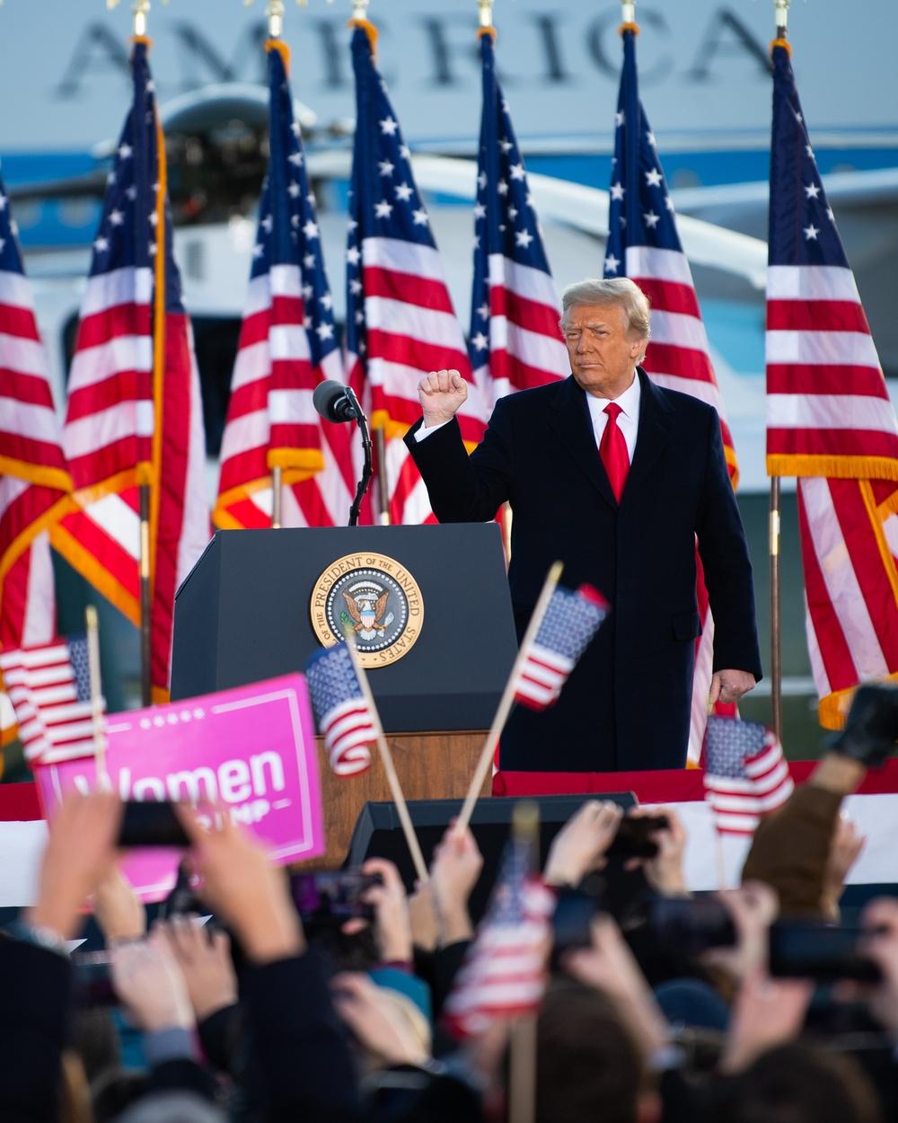 Presidential Farewell Ceremony