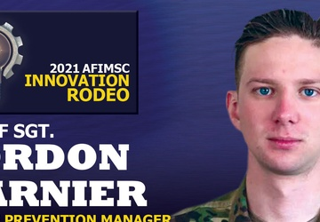 Innovation Rodeo finalist seeks to increase security officer efficiency