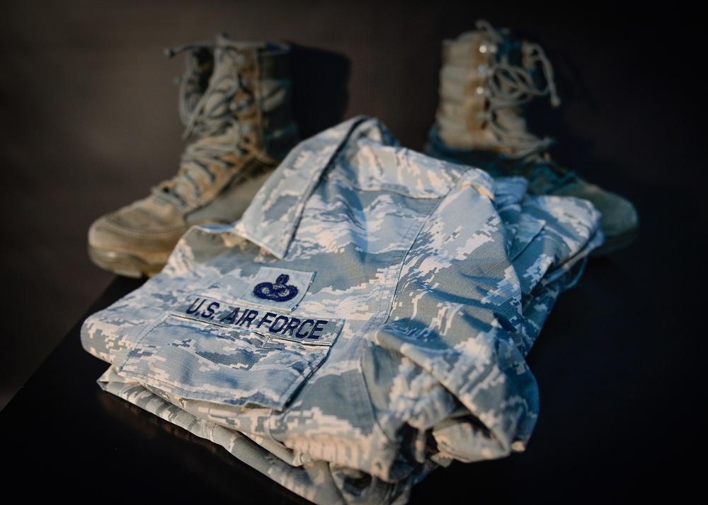 USAF Airman Battle Uniform