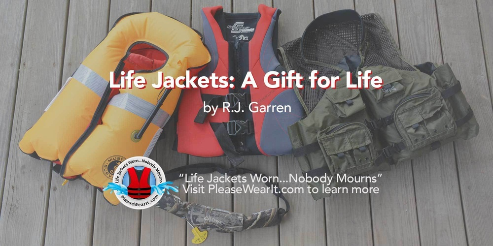 Life Jackets: A Gift for Life Blog Header Picture