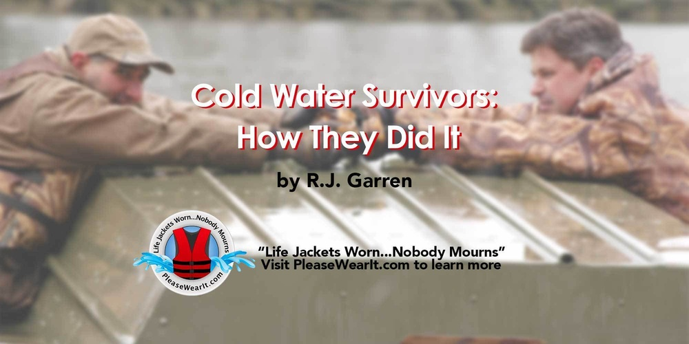 Cold Water Survivors: How They Did It