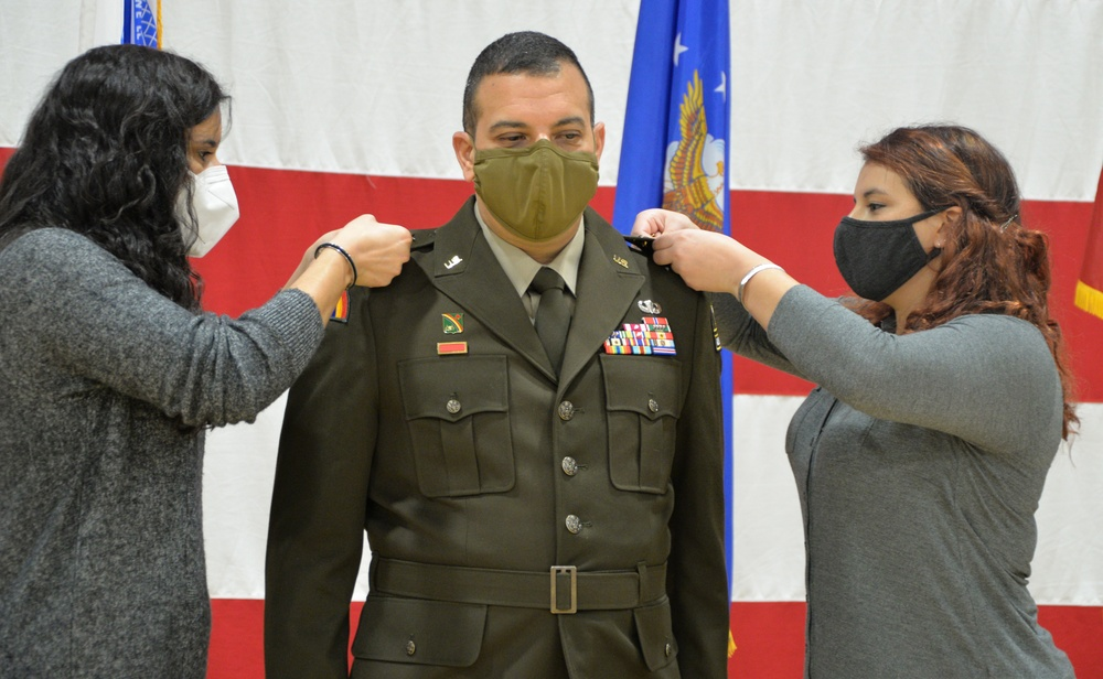 Major General John Andonie Promotion