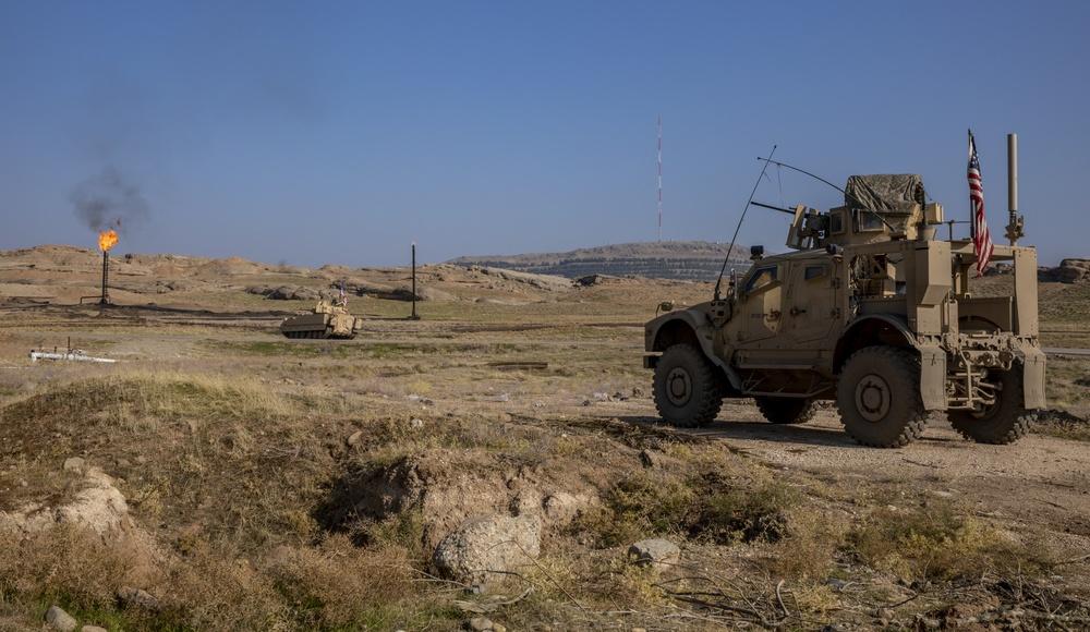 1-6 Area Reconnaissance