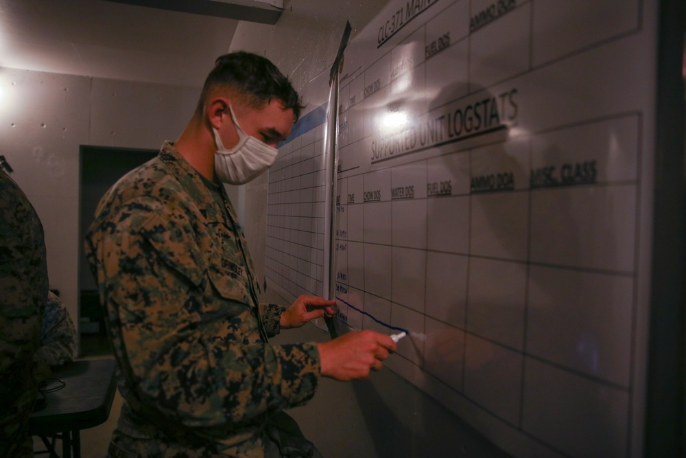 In and Out | CLR-37 Marines conduct flyaway mission rehearsal
