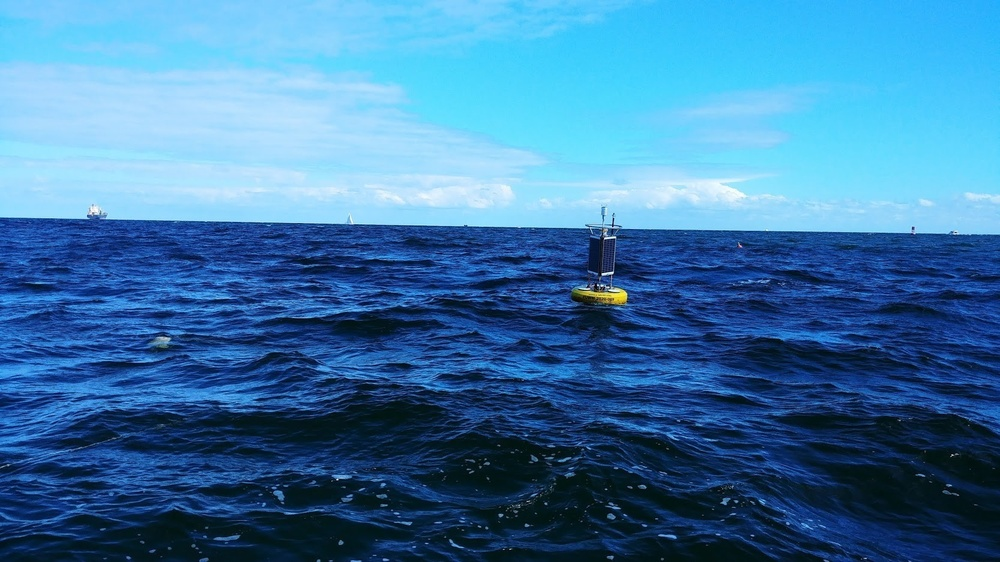 Wherever the buoy blows