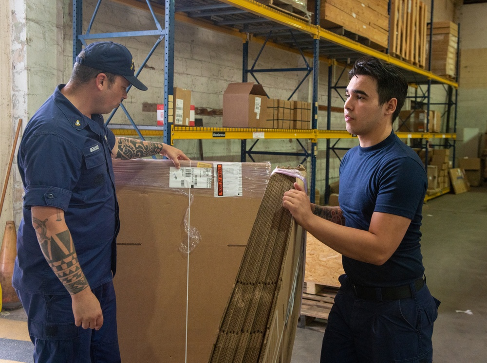 Taking Stock: Leadership in Logistics