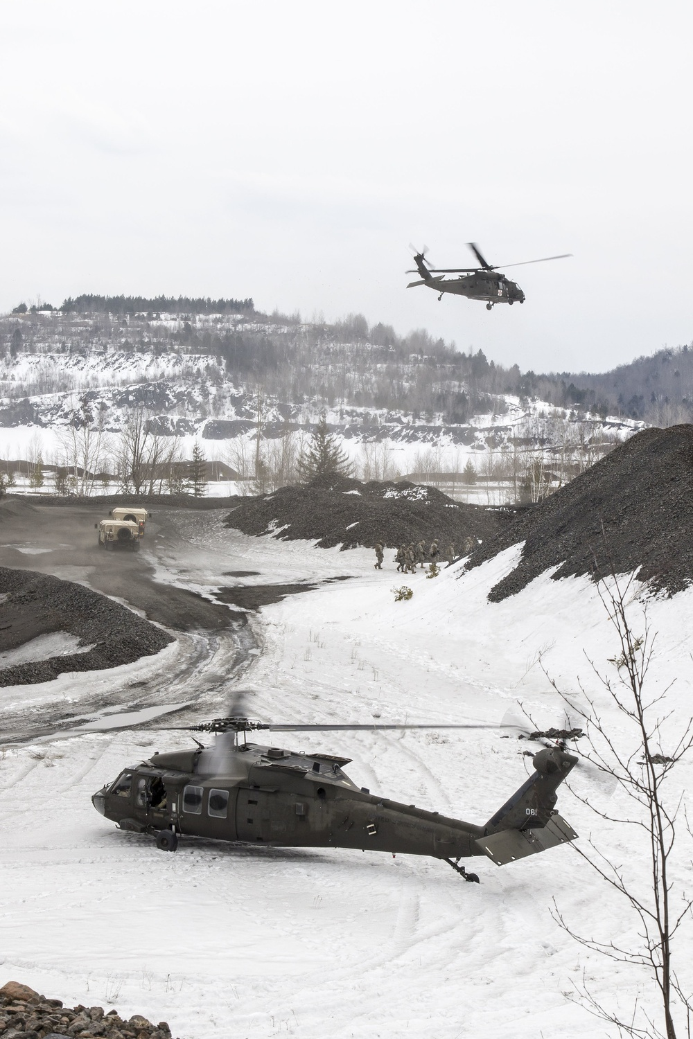 Fort Drum officials work with federal, state, local agencies to finalize process for large-scale, off-post training events