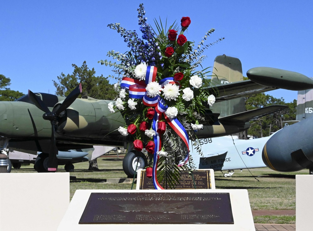 1st SOW commemorates 30th anniversary of Spirit 03