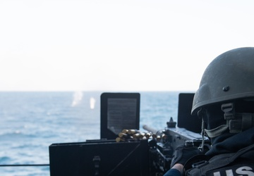 Princeton Conducts Live Fire Exercise