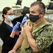 COVID-19 Vaccinations at JBSA Lackland AFB