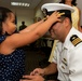 NSTCP, Det. Guam, Officer In Charge Promotes to Commander