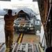 Loading Heavy Drops on Aircraft